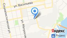 Алтик, ЗАО на карте