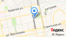 АлтайТурСервис на карте