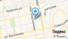 Языковой центр на карте
