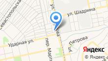 Алтайпродресурс на карте