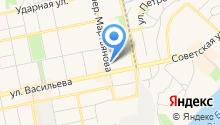 Айсbeerg на карте