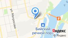 Savoya на карте