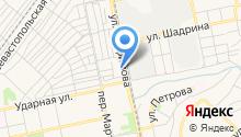 Авто-Штутгарт на карте