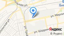 Алтайские подсолнухи на карте