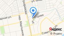АГАО на карте