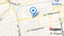 1-й Бизнес на карте
