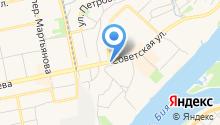 АЛВИК-Авто на карте