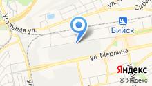 АлтайТрансЛес на карте