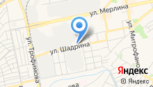 Дизелёк на карте