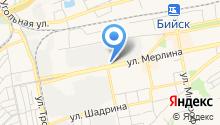 АКС на карте