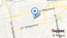 Автогарант на карте