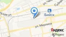 АвтоКонтракт на карте