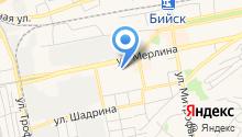 АлтайМегаСтрой на карте