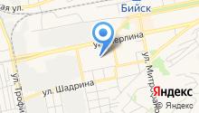 Алтайская Механическая Компания на карте