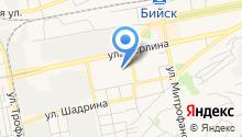 АвтоМАХ на карте