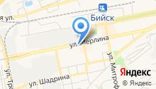 АлБиСтрой на карте