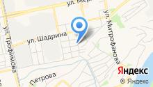 Victoria на карте