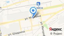 АлтайТалантБийск на карте