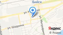 Атлетик-PRO на карте
