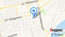 АвтоКомпания на карте
