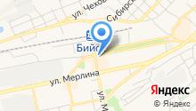 Алтайский ювелирный завод им. Демидова А.Н. на карте
