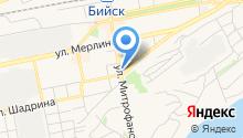 Арт Кристина на карте