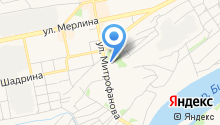 Sun InBev Russia на карте