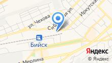 Сфинкс на карте