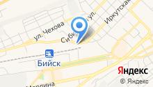 Алейскзернопродукт им. С.Н. Старовойтова на карте