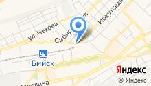Алейскзернопродукт им. С.Н. Старовойтова, ЗАО на карте