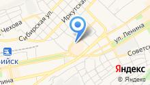 АлтайХимСнаб на карте