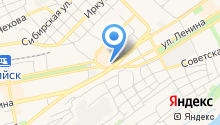 Авто Терминал Алтай на карте