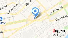 Алтайский информационный центр развития бизнеса на карте