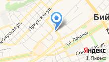 Ouickpay на карте
