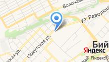 Авдеева Г.С. на карте
