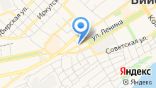 АлтайГлонассМониторинг на карте