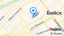 ViVa+ на карте
