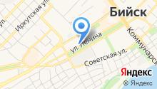 Автопродвижение на карте