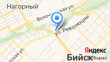 Агентство событий Катерины Ишковой на карте