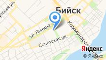 Алтайский центр правовой помощи на карте