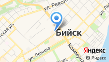 Банк горящих туров на карте