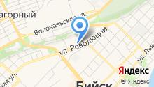 АлтайСпецТранс на карте
