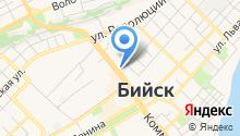 АвтоКОНТИНЕНТ на карте