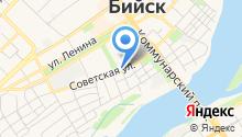 BAYKALOV stydio на карте