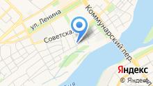 АКЦЕНТ+ на карте