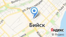 Аварийная автомобильная служба эвакуации  - Эвакуация автомобилей в Бийске и по всем регионам РФ. Эвакуатор. Автоспас. на карте