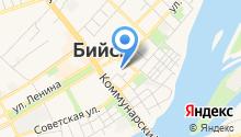 Адвокатский кабинет Кудинова Д.П. на карте