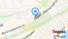 Алтайский центр природного камня на карте