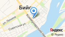 АвтоКомп на карте