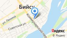 Алтамар на карте